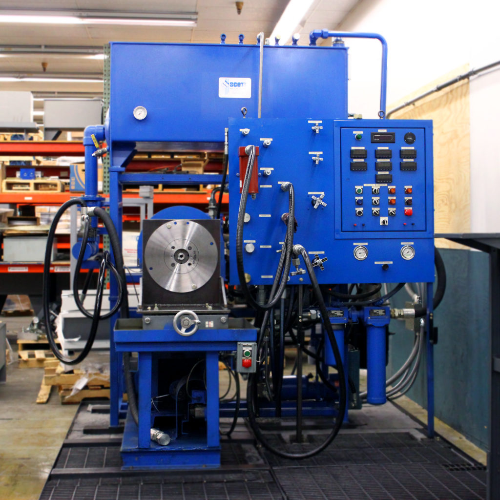 Gear Pump Test Stand Square
