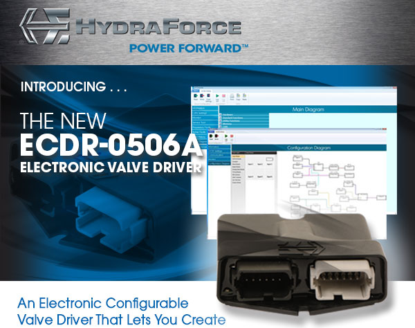 Hydraforce ECDR