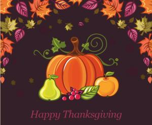 Scott Thanksgiving Image